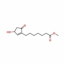 1-Cyclopentene1 Heptanoic Acid 3 Hydroxy 5oxo Methyl Est