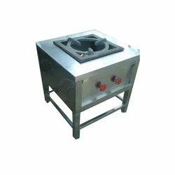 Commercial Single Gas Burner Stove