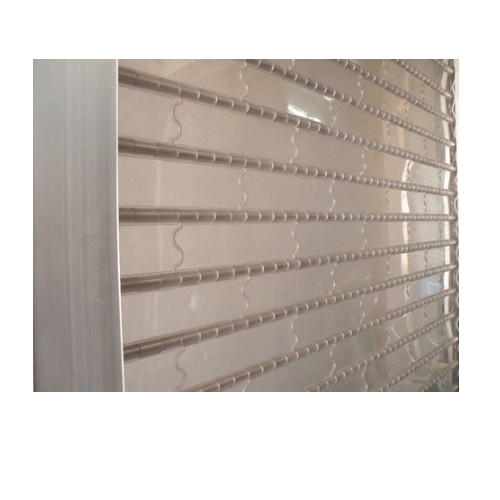 Full Height Single Phase Polycarbonate Rolling Shutters, For Shop, Mall