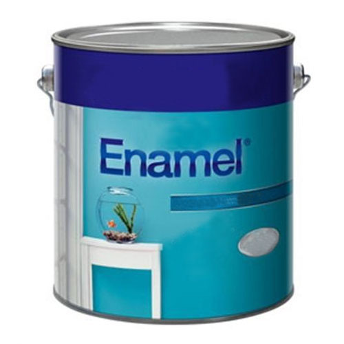 White Enamel Paint