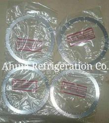 Suction Valve Plates for Grasso Compressor
