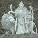 Indian Goddess Marble Statue