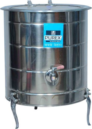 Stainless Steel Water Boiler at Rs 1100 /piece | Water Boiler And ...