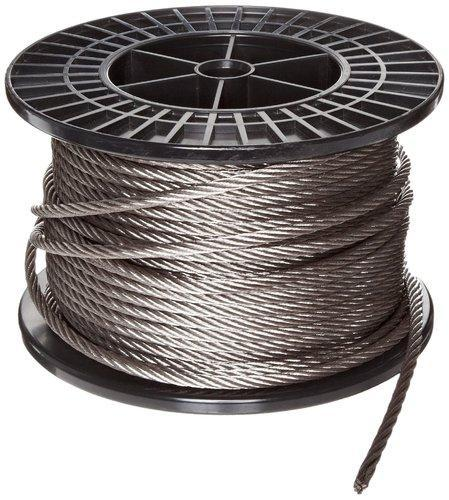GI Wire Rope - Galvanised Iron Wire Rope Wholesale Trader from New Delhi