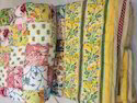 Printed Mix Patch Cotton Quilt, Size: 60x90 Inch, 90x108 Inch
