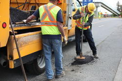 Potholes Repair Road Bond (Potholes Repairing Material)