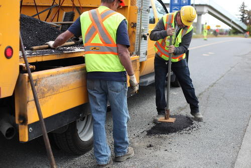 Potholes Repair Road Bond - Potholes Repair Road Bond (Potholes