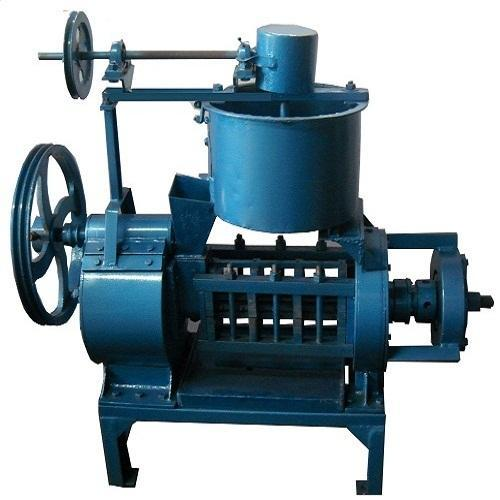 Oil Press Machine Automatic Extractor Expeller Filter Home and Commercial Use