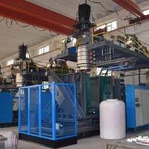 Plastic Water Tank Blow Molding Machine