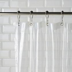 Transparent PVC Vinyl House Curtain