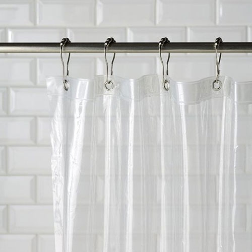 Multiflex Plain Transparent Pvc Vinyl House Curtain Rs 125 Square