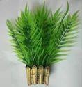 Hyperboles Artificial Ferns Bonsai With Vintage Pot