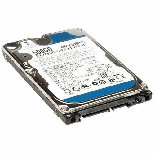 500gb Laptop Hard Disk At Rs 3300 Piece Laptop Hard Disk Id 13477497888