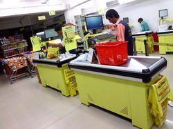 Checkout Counter