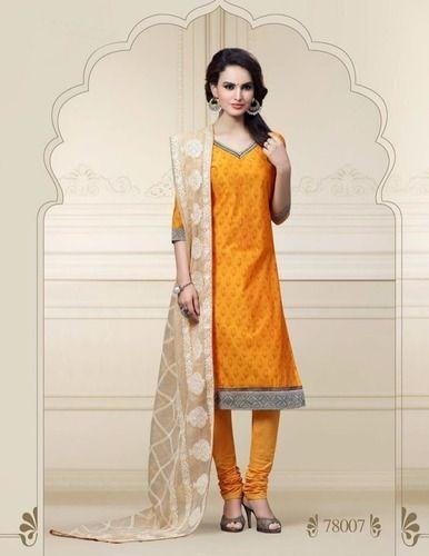 c99f812bdd9 Cotton Fancy Churidar Suit at Rs 650  piece(s)