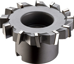 neeraj tool Square End Carbide Brazed Face Milling Cutter