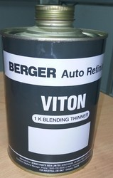 Thinner Tin container
