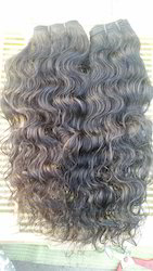 Virgin Hair Curly Hair Extensions