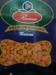 Golden Raisin, Packaging Type: Vacuum Bag, Packing Size: 250 Gm
