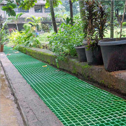 Commercial FRP Gratings