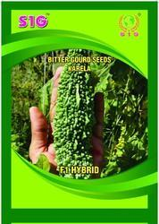 S1G F1 Hybrid Bitter Gourd Seeds, Pack Size: 100