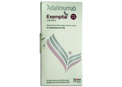 Adalimumab 40 mg Injection
