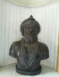 Maharaj Agrasen Bronze Half Statue