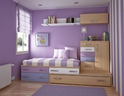 Brown Standard Bedroom Furniture
