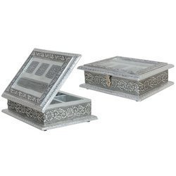 Silver Coating Gift Box