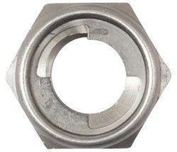 Self Locking Nut >> Stainless Steel Self Locking Nut At Rs 266 Piece Self Locking Nut