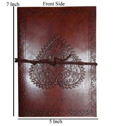 Leather Hard Cover Diary DIRYL101
