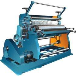 Vertical Corrugated Machine