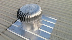 Polycarbonate Base Roof Ventilator