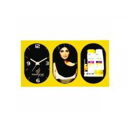 Photo Frame Table Clock