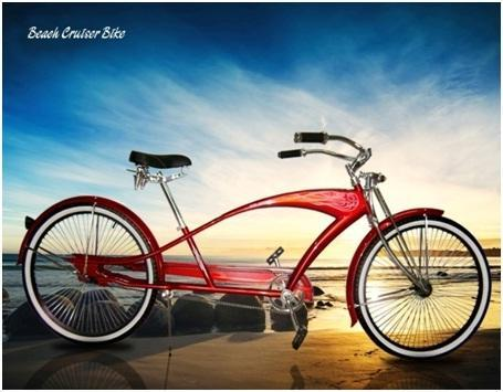 8e345c28f97 Beach Cruiser Bike, Pedal Bike, Road Bicycle, बाइसिकल ...