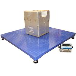 Load Cell Floor Scale
