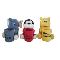 Kids Soft Toys With Pan Holder