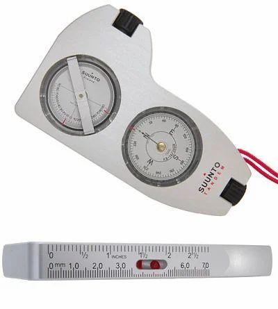 Suunto Tandem 360PC/360R Clinometer with Precision Compass
