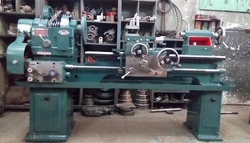 Medium Duty Lathe Machine Full Norton Box