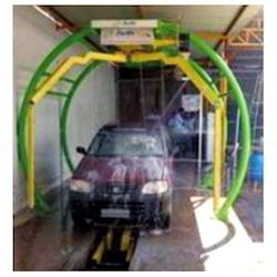Fully Automatic Car Washing System