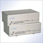 Bestnet 2 Port VGA Splitter 500 MHz