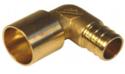 Brass Pex Female Sweat Elbow