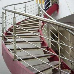 Aluminum Staircase