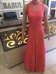 Red Party Wear Dress