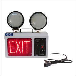 Double Beam Emergency Light