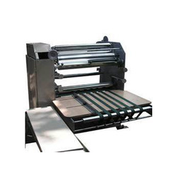 Semi Automatic Sheet To Roll Lamination Machine