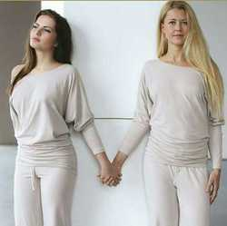 White Eco Friendly Yoga Cloths