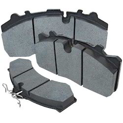 Friction Front Disc Brake Pads, Packaging Type: Box, for Automobile Industry