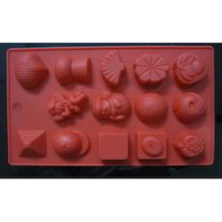 Silicone Mix Chocalate Mould