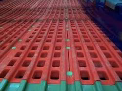 Vibrating Screen Deck Panels